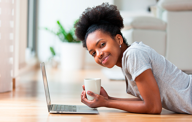 Participación femenina de niñas y adolescentes en Internet