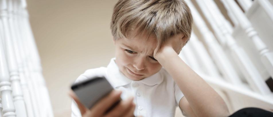 Ciberseguridad, niñez y familia